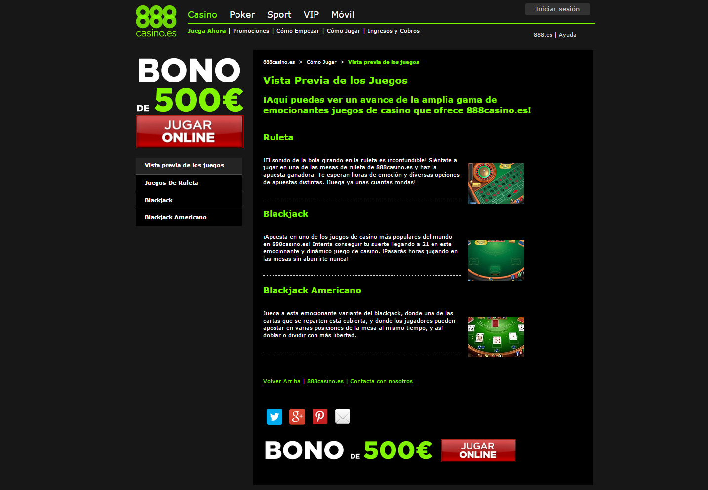 jugar casino 888 online
